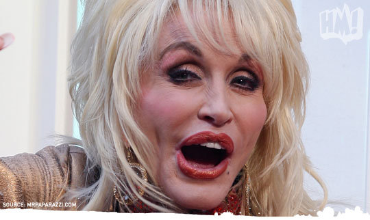 Dolly Parton makes fun of Britney and Lindsay Hooray for Dolly Parton!