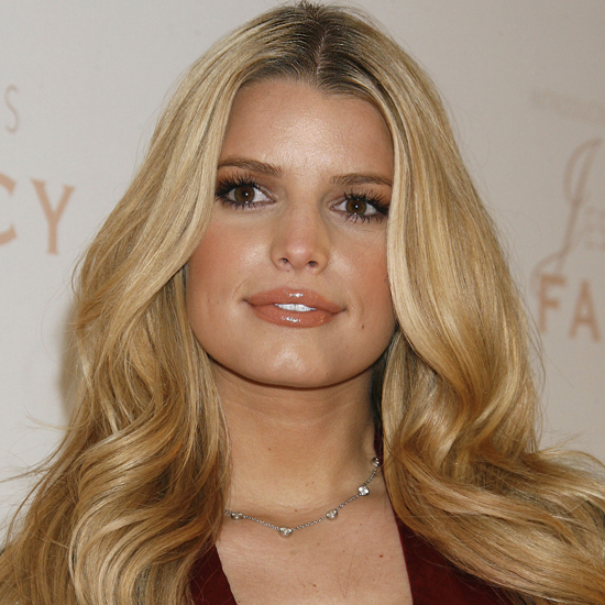 get jessica simpson blonde hair color