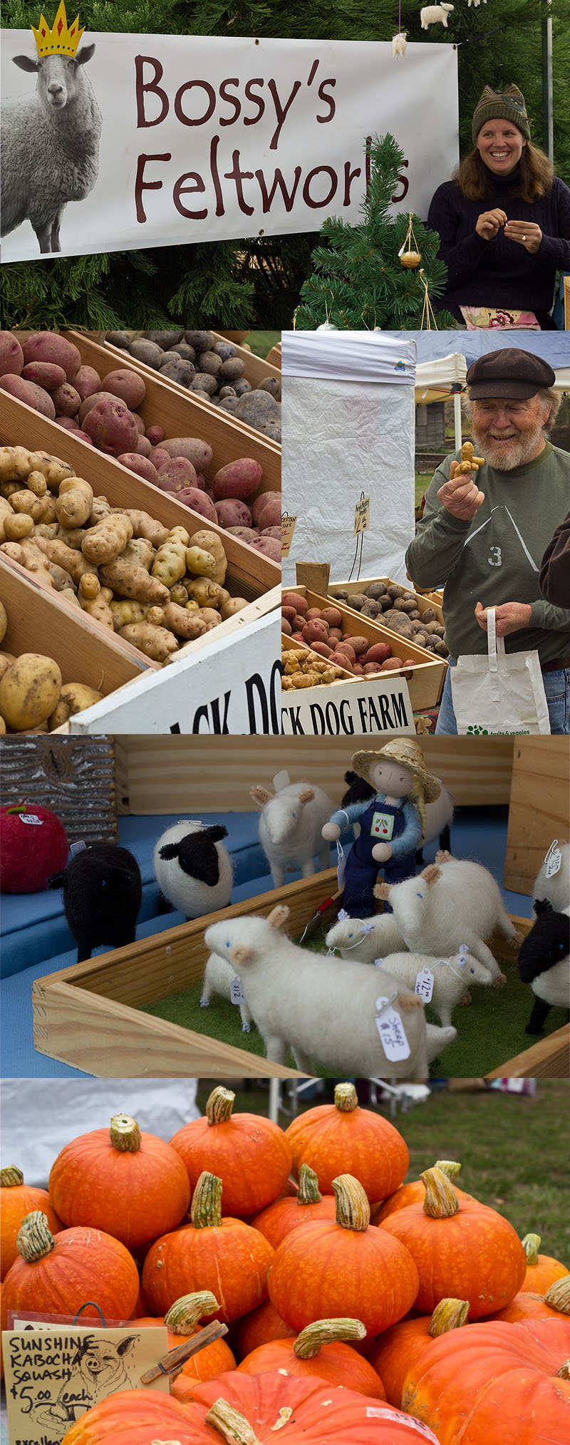 Orcas Island Farmer's Market